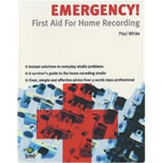 Alfred Emergency - First Aid for Home Recording (LFR9173)