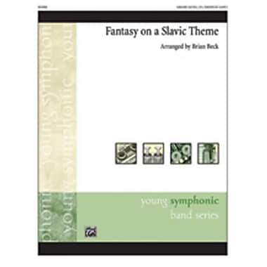 Alfred Fantasy on a Slavic Theme - Conductor Score (LFR3301)
