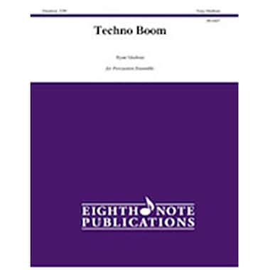 Alfred Eighth Note Publications Techno Boom (LFR7727)