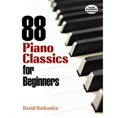 Alfred 88 Piano Classics for Beginners (LFR6207)
