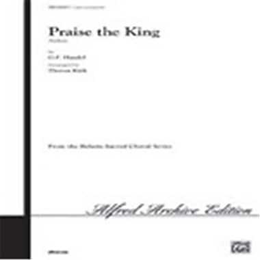 Alfred Praise the King (LFR8818)