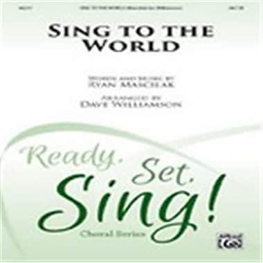 Alfred Sing to the World (LFR3376)