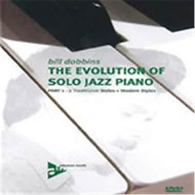 Alfred The Evolution of Solo Jazz Piano (LFR5791)