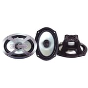 SOUND AROUND/LANZAR AUDIO One Pair 6 x9 Two-Way Coaxial Speaker System (TBAL0685)