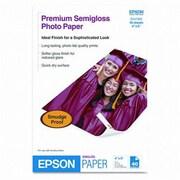 Epson America Paper Premium Semigloss 4X6 40(WNS041982)