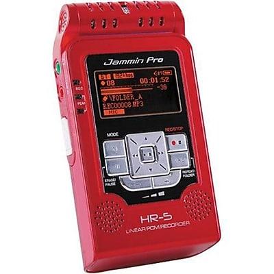 FINE ELITE INTERNATIONAL LTD Studio Flash Recorder - Red(TBALL9440) 24094192