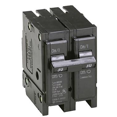 Eaton Corporation 30 Amp Double Pole Circuit Breaker(JNSN70945)