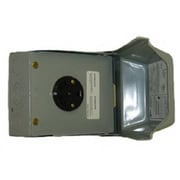 GE Energy U013P Midwest Electric 30A, 120V, Surface Mount Outdoor Receptacle Enclosure(TRVAL65060)