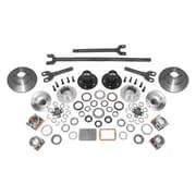 Alloy USA Manual Locking Hub Conversion Kit, 84 06 Jeep Cherokee And Wrangler(OMXA292) by