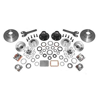 Alloy USA Manual Locking Hub Conversion Kit, 84-95 Jeep Cherokee And Wrangler (OMXA290)