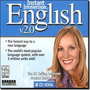 TOPICS Entertainment Instant Immersion English 2.0 (French/English)(XS42555)