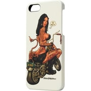 Totally Tablet Graphic iPhone 5 Back Cover designed by Rockin Jelly Bean(NXSC188)
