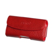Reiko Horizontal Pouch for LG Rumor, Red - 4.3 x 2 x 0.7 in.(RKWL12198)