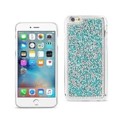 Reiko Apple iphone 6 & 6S Jewelry Bling Rhinestone Case, Blue(RKWL11901)