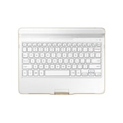 Samsung - Tablet Accessories 10.5 in. Keyboard Case Cover for Galaxy Tab S, White(ISTR26137)
