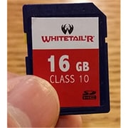 WhitetailR Trailcam SD Card 4G(PAP8929)
