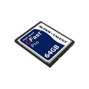 Super Talent FDM064JMDF-SZ CFast Pro 64GB Storage Card - MLC(MBFDM064JMDF)