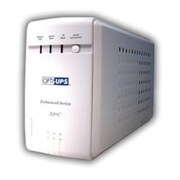 Opti-UPS Automatic Voltage Regulator AVR 8xOutlets USB 550VA 300W 4ms 110-120V 50-60Hz White Retail(ASI8468)