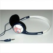 NES Group 141004 New York Yankees Team Logo Baseball Headphones(XS141004)