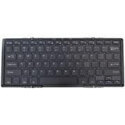 Bow Tri-fold Bluetooth Backlit Keyboard, Large(SWM24891)
