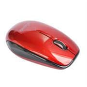 Bornd C170B Bluetooth 3.0 Wireless Optical Mouse - Red(MBMO-C170RED)