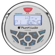 Planetaudio Gauge MECH-LESS Multimedia Player CD or DVD, Receiver with Audio Streaming(OCI11569)