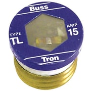 Bussmann - Cooper 4 Count 15 Amp Time Delay Plug Fuses(JNSN59573)