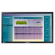 """Samsung S24E450DN 24"""" 1920x1080 desktop monitor with no stand"""
