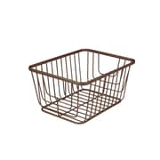 Spectrum Diversified Small Ashley Basket, Bronze (63624)