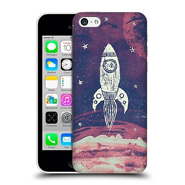OFFICIAL TRACIE ANDREWS SPACE 2 Adventure Hard Back Case for Apple iPhone 5c (9_E_1D8F9)