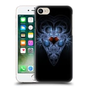 OFFICIAL SVEN FAUTH FRACTALS Frozen Heart Hard Back Case for Apple iPhone 7 (9_1F9_1C90A)
