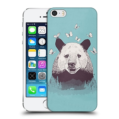 OFFICIAL TRACIE ANDREWS LANDSCAPE AND ANIMALS Lets Bear Friends Hard Back Case for Apple iPhone 5 / 5s / SE (9_D_1A6C6)