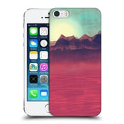 OFFICIAL TRACIE ANDREWS LANDSCAPE AND ANIMALS Distant Mountains Hard Back Case for Apple iPhone 5 / 5s / SE (9_D_1A6C2)