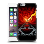OFFICIAL SVEN FAUTH FRACTALS Pyramid Hard Back Case for Apple iPhone 6 / 6s (9_F_1C905)