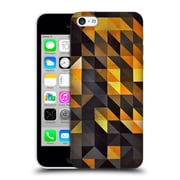OFFICIAL SPIRES POLYGONS Half Step Hard Back Case for Apple iPhone 5c (9_E_1D966)