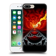 OFFICIAL SVEN FAUTH FRACTALS Pyramid Hard Back Case for Apple iPhone 7 Plus (9_1FA_1C905)