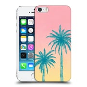 OFFICIAL TRACIE ANDREWS FLORA AND FAUNA Palm Tree Hard Back Case for Apple iPhone 5 / 5s / SE (9_D_1A6C1)