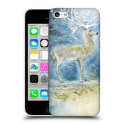 OFFICIAL STEPHANIE LAW STAG SONATA CYCLE Deer Hard Back Case for Apple iPhone 5c (9_E_1A6F9)