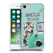 OFFICIAL STUDIO PETS QUOTES Smile Hard Back Case for Apple iPhone 7 (9_1F9_1DF72)