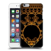 OFFICIAL SVEN FAUTH MAORI Gold Hard Back Case for Apple iPhone 6 Plus / 6s Plus (9_10_1DBF9)