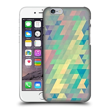 OFFICIAL SPIRES ISOMETRICS Pastel Spice Hard Back Case for Apple iPhone 6 / 6s (9_F_1D9EA)