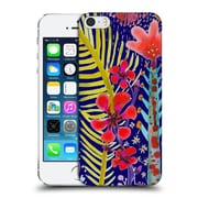 OFFICIAL SYLVIE DEMERS FLOWERS In The Mighty Jungle Hard Back Case for Apple iPhone 5 / 5s / SE (9_D_1BAD3)
