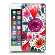 OFFICIAL SYLVIE DEMERS FLOWERS Sevilla Hard Back Case for Apple iPhone 6 Plus / 6s Plus (9_10_1BAD8)