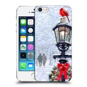 OFFICIAL THE MACNEIL STUDIO WINTER WONDERLAND Stroll In The Rain Hard Back Case for Apple iPhone 5 / 5s / SE (9_D_1D568)