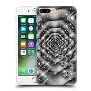 OFFICIAL SVEN FAUTH KALEIDOSCOPE Space Station Hard Back Case for Apple iPhone 7 Plus (9_1FA_1DBDF)