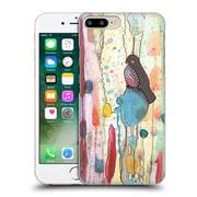 OFFICIAL SYLVIE DEMERS BIRDS 2 Se Laisser Porter Hard Back Case for Apple iPhone 7 Plus (9_1FA_1BAC5)