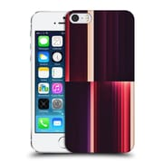 OFFICIAL SPIRES VYRT Red Vert Hard Back Case for Apple iPhone 5 / 5s / SE (9_D_1D9B1)