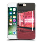 OFFICIAL THE 1975 SONGS A Change Of Heart Hard Back Case for Apple iPhone 7 Plus (9_1FA_1E3B2)