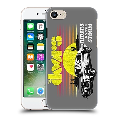 OFFICIAL THE DOORS KEY ART Rots Sun Hard Back Case for Apple iPhone 7 (9_1F9_1DD93)
