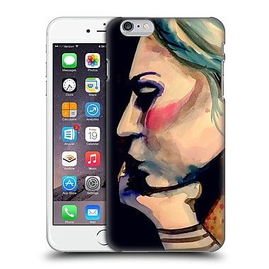 OFFICIAL SYLVIE DEMERS MADAME Bluemoon Hard Back Case for Apple iPhone 6 Plus / 6s Plus (9_10_1BADD)